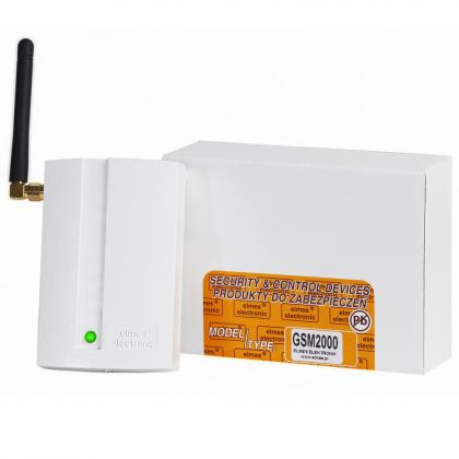 GSM2000 - GSM Alarm monitor & remote control module.