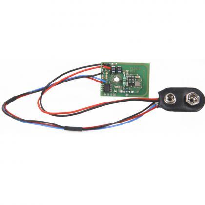 MTX - Miniaturowy nadajnik dwukanałowy
