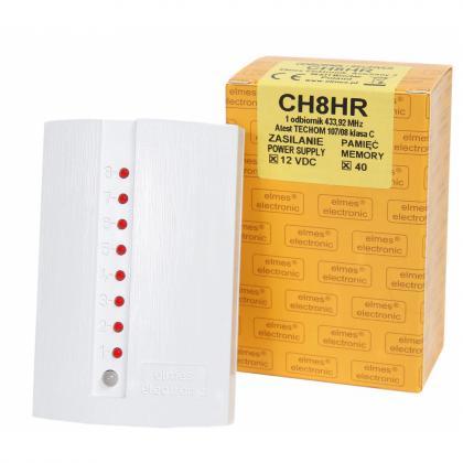 CH8HR - receiver