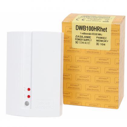 DWB100HR-HET  receiver