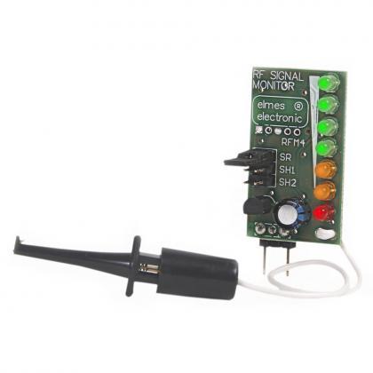 RFM4 - wskaźnik poziomu sygnału.