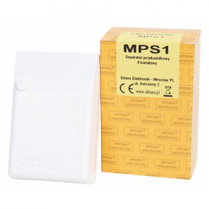 MPS - separator przekaźnikowy.