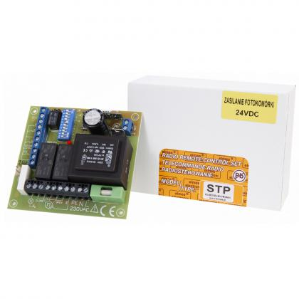 STP - SLIDING GATE AUTOMATION CONTROLLER (230VAC)