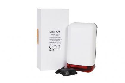 WSS - bezprzewodowy dedykowany sygnalizator do CB32.
