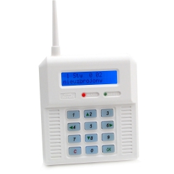 CB32B - wireless control panel