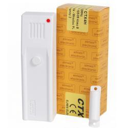 CTX4H - Bezprzewodowy magnetyczny  detektor kontaktronowy otwarcia i zamknięci