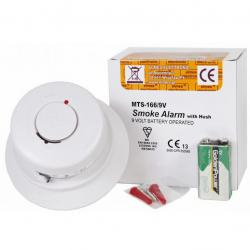 MTS166 - wireless smoke detector set