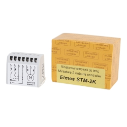 STM2K miniature two channel wireless control set