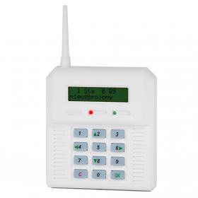 Centrala alamowa CB32 w ver. 4.00 - umożliwia dwukierunkową współpracę z modułem GSM.