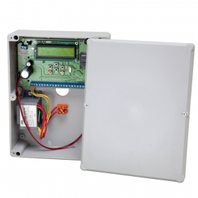 CBP32 - alarm control panel with casing + transformer (no battery)