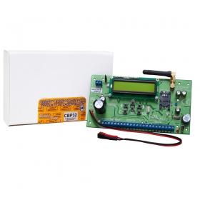 CBP32 - alarm control panel