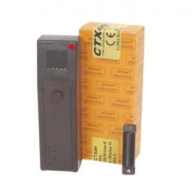 CTX4HB - Bezprzewodowy magnetyczny detektor kontaktornowy, wersja brązowa.