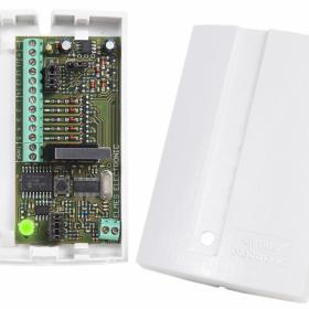 WSM - moduł do uniwersalnego podłączenia sygnalizatora WSS z innych niż Elmes Elektronik systemem alarmowym.