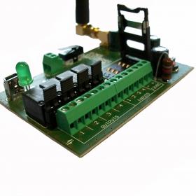 GSM2000 - płytka elektroniki
