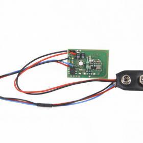 MTX - dopuszkowy nadajnik współpracujący z U4HR.