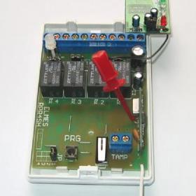 RFM - wskaźnik poziomu sygnału.
