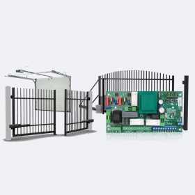 STB230VM2 - 230VAC MOTOR/S SWING & SLIDE GATE CONTROL UNIT with motor force adjustment