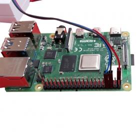 Podłączenie TX-RS2 do Raspberry