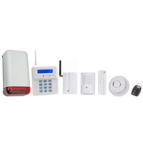 CB32 basic wireless alarm system